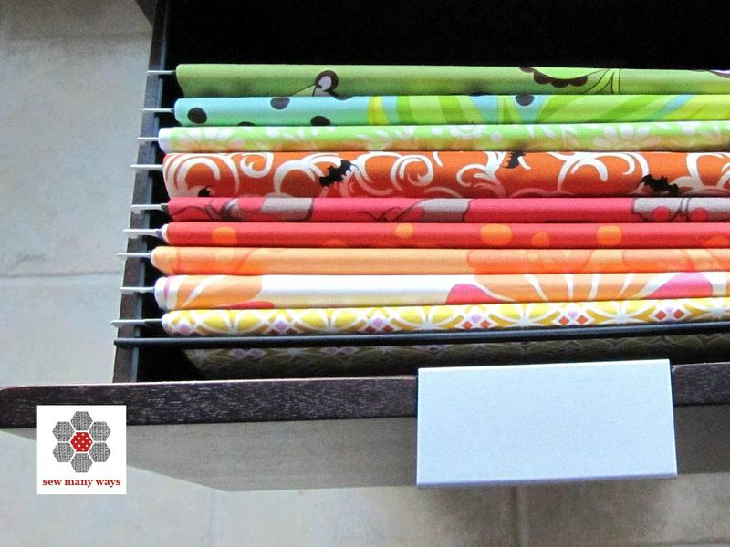 organize fabric_SewManyWays