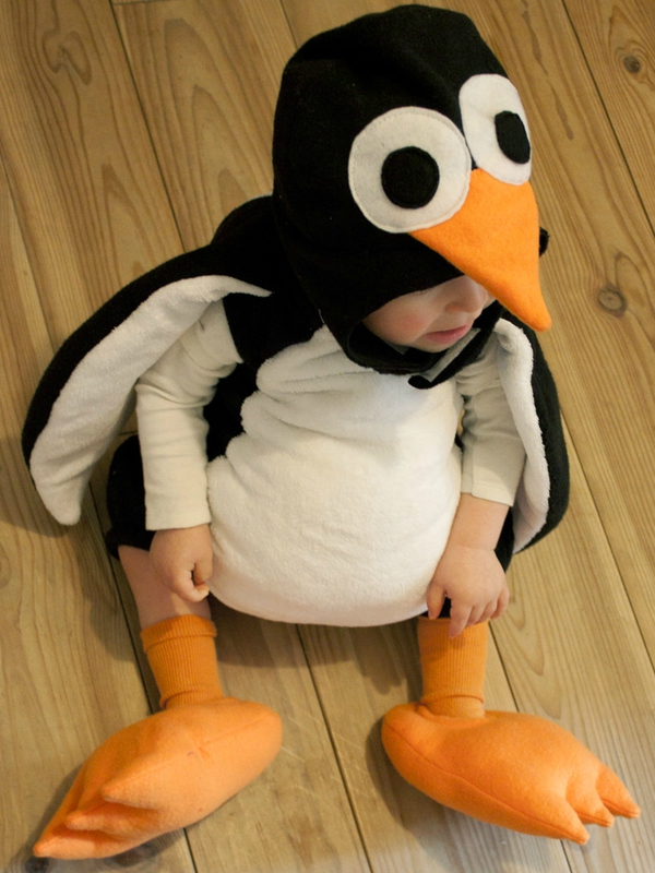 Costume-Pingouin