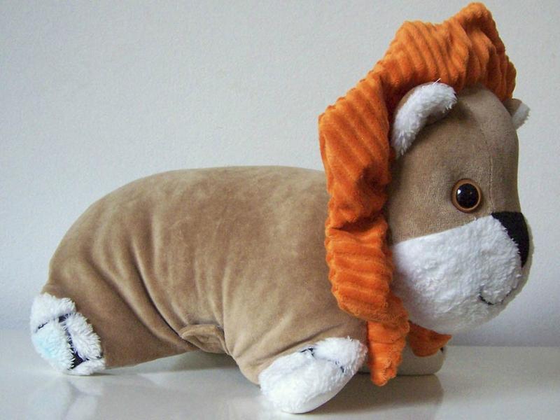 Doudou-Lion-Profil