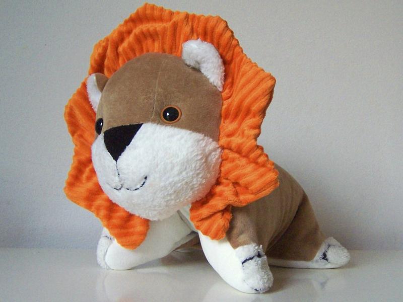Doudou-Lion-Roi
