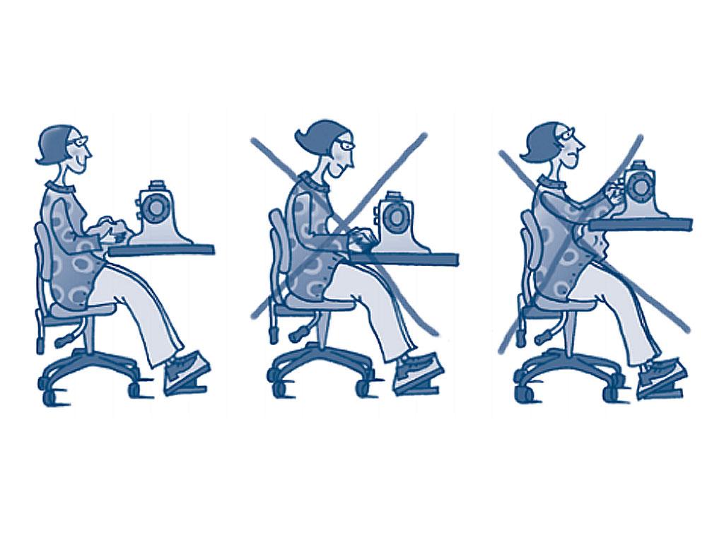 position-ergonomique-pour-coudre