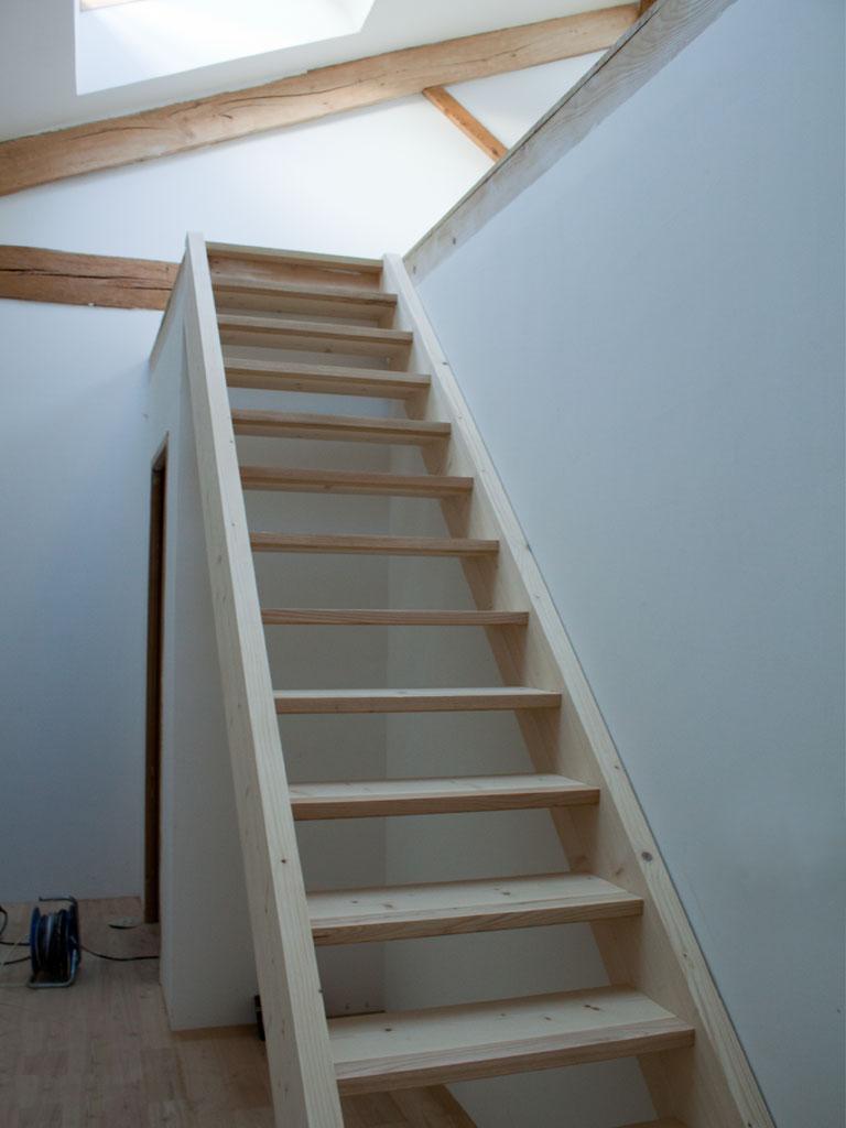 escalier-atelier