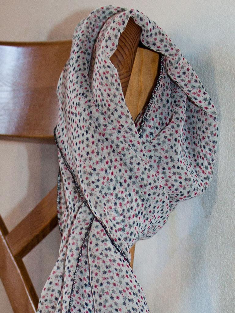 foulard-étoilé
