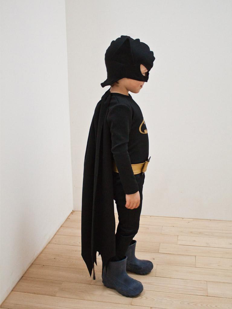 coudre-déguisement-batman