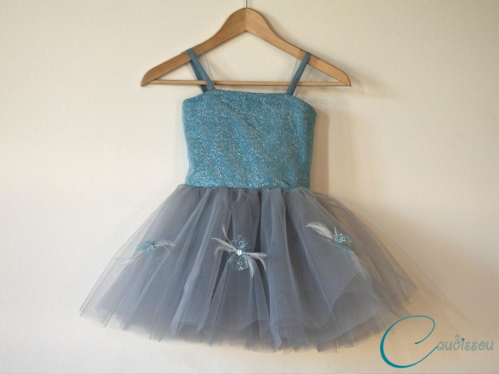 Patron robe fille 2 ans tuto